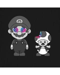 Super Mario Geïnfecteerde Champignons T-Shirt